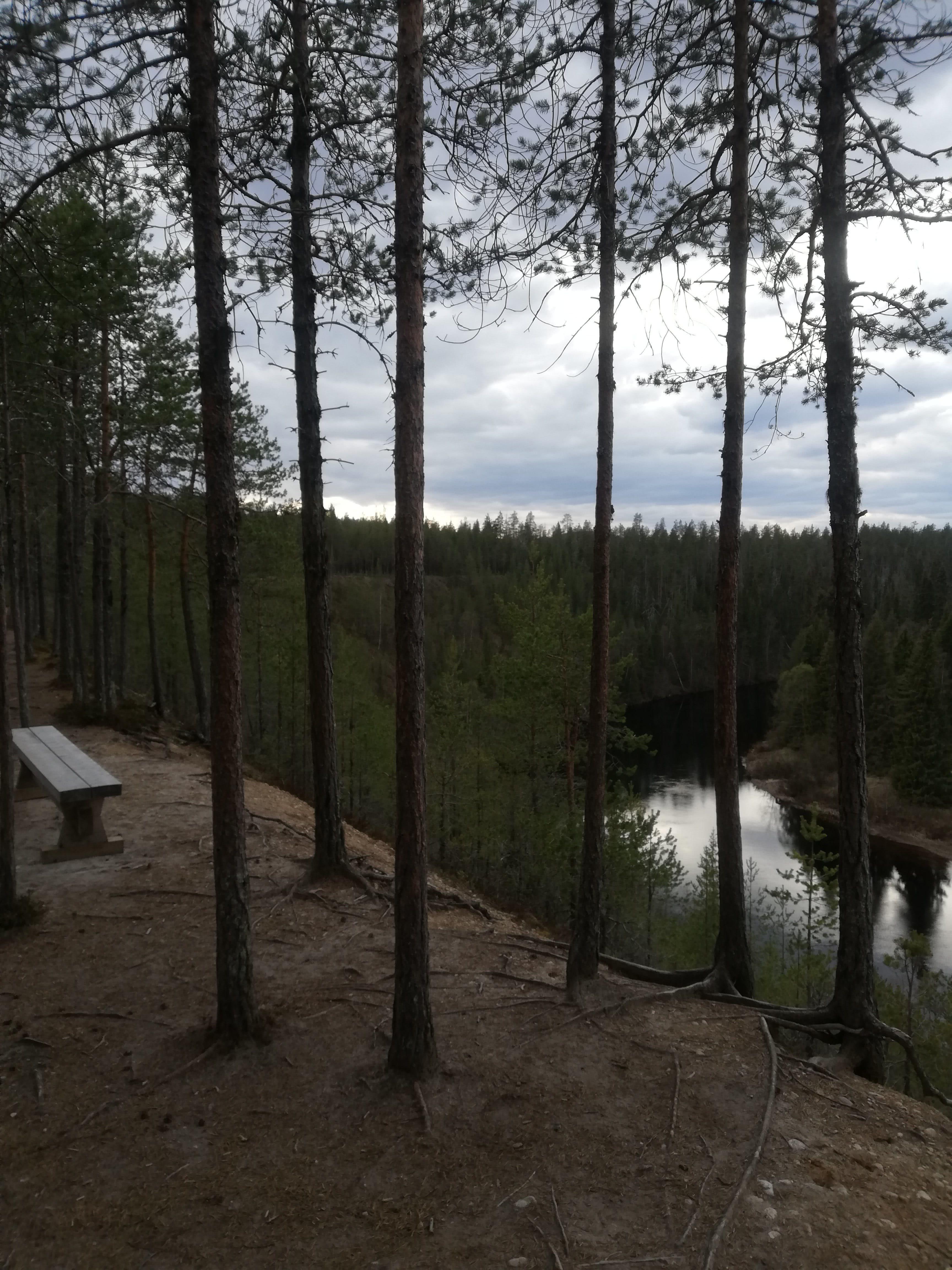 Oulanka jokea