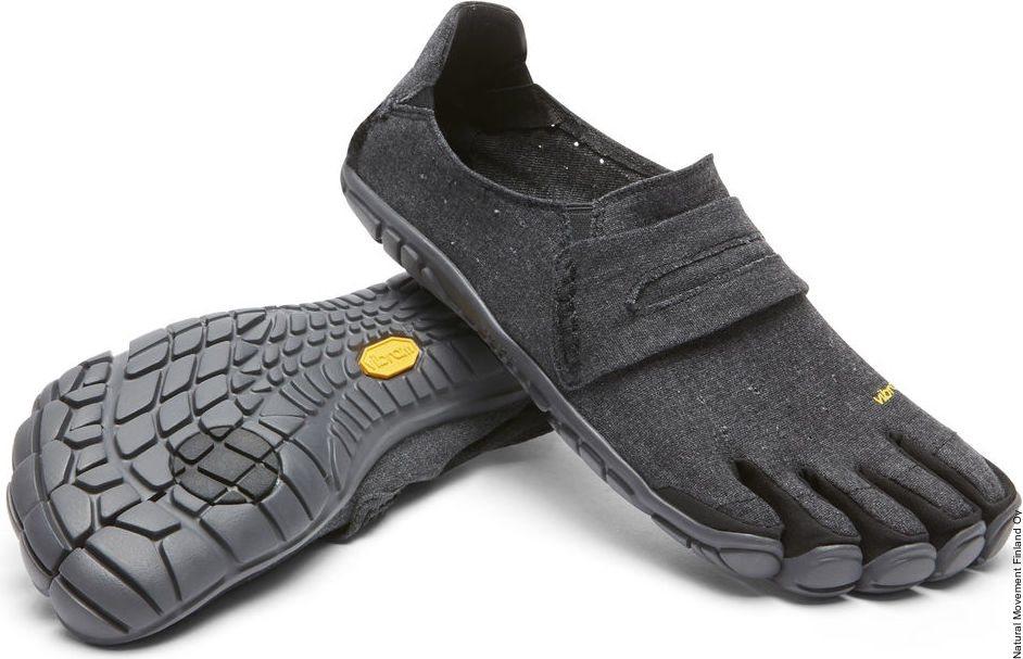 Vibram Five Fingers Mens CVT-Hemp Minimalist Casual Walking Shoe